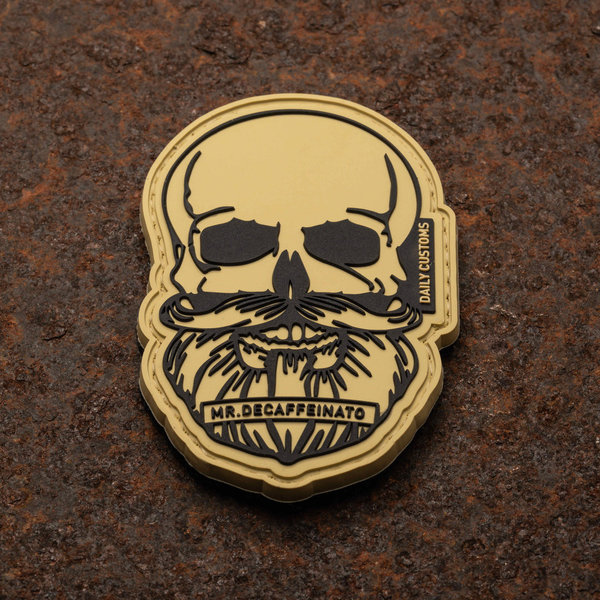 DC Mr.Decaffeinato Patch