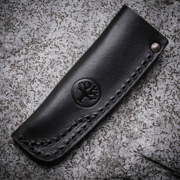 AK1 Leather Sheath Ulti-Clip black