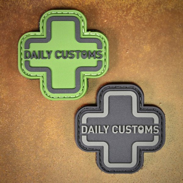 Daily Customs Patch